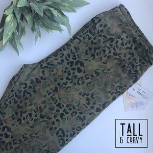 NWT - LuLaRoe Leopard Print Leggings - TC